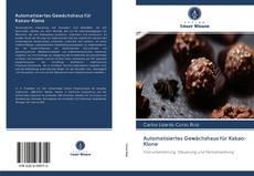 Bookcover of Automatisiertes Gewächshaus für Kakao-Klone