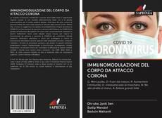 Bookcover of IMMUNOMODULAZIONE DEL CORPO DA ATTACCO CORONA