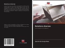 Bookcover of Notations diverses