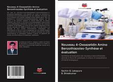 Portada del libro de Nouveau 4-Oxoazetidin Amino Benzothiazoles-Synthèse et évaluation