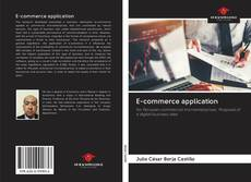 Bookcover of E-commerce application