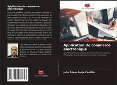 Bookcover of Application de commerce électronique