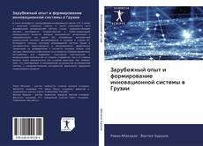 Обложка Зарубежный опыт и формирование инновационной системы в Грузии