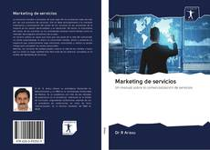 Copertina di Marketing de servicios
