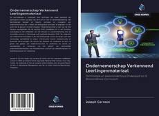 Buchcover von Ondernemerschap Verkennend Leerlingenmateriaal