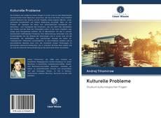 Buchcover von Kulturelle Probleme