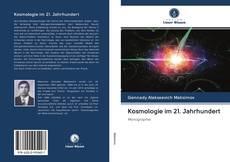 Buchcover von Kosmologie im 21. Jahrhundert