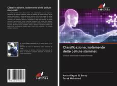 Copertina di Classificazione, isolamento delle cellule staminali