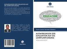 Buchcover von AUSWIRKUNGEN DER EVALUATION AUF DIE LEHRPLANPLANUNG