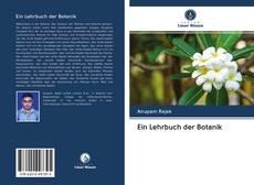 Copertina di Ein Lehrbuch der Botanik