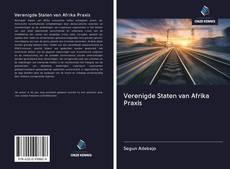 Buchcover von Verenigde Staten van Afrika Praxis