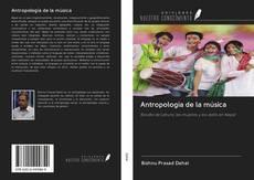 Copertina di Antropología de la música