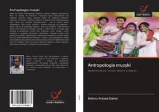 Copertina di Antropologia muzyki