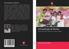 Copertina di Antropologia da Música