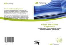 Bookcover of Année des Quatre Empereurs