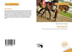 Buchcover von Kiridashi