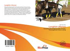 Bookcover of Langfuhr (Horse)