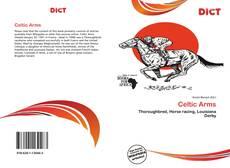 Capa do livro de Celtic Arms