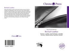 Borítókép a  Boiled Leather - hoz