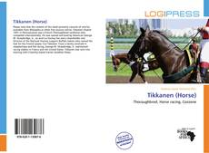 Buchcover von Tikkanen (Horse)