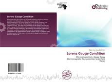 Bookcover of Lorenz Gauge Condition