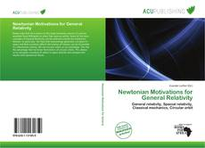 Couverture de Newtonian Motivations for General Relativity