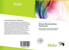 Copertina di Virius Nicomachus Flavianus