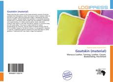 Goatskin (material) kitap kapağı