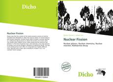 Bookcover of Nuclear Fission
