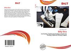 Billy Dea kitap kapağı