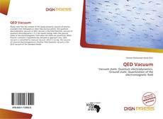 Bookcover of QED Vacuum