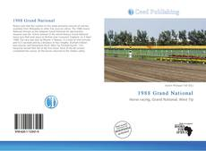 Bookcover of 1988 Grand National