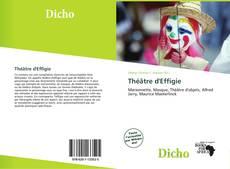 Обложка Théâtre d'Effigie