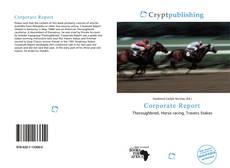 Corporate Report kitap kapağı