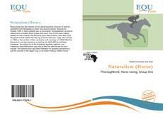 Bookcover of Naturalism (Horse)