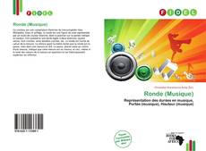 Bookcover of Ronde (Musique)