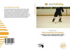 Buchcover von Peter Holland (Ice Hockey)