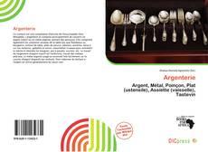 Borítókép a  Argenterie - hoz