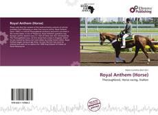Royal Anthem (Horse) kitap kapağı