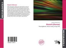 Assert (Horse) kitap kapağı