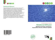 Bookcover of Rotational Diffusion