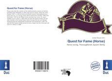 Portada del libro de Quest for Fame (Horse)