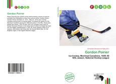 Bookcover of Gordon Poirier