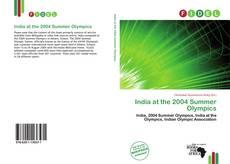 Borítókép a  India at the 2004 Summer Olympics - hoz