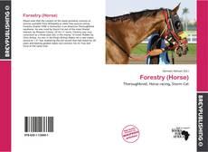 Borítókép a  Forestry (Horse) - hoz