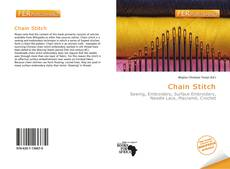 Bookcover of Chain Stitch