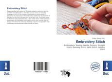 Bookcover of Embroidery Stitch