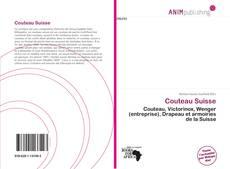 Обложка Couteau Suisse