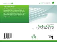 Bookcover of Juan Ramón Ruano