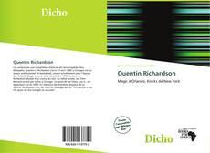 Buchcover von Quentin Richardson